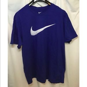 Nike The Nike Tee Blue Mens Sz 2xl NWT